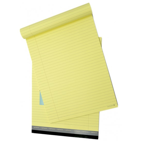 MORNİNG GLORY A4 YELLOW PAPER CİLTLİ DEFTER