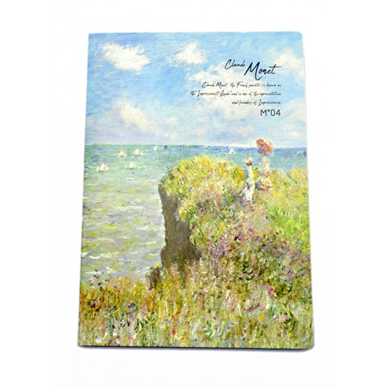 TAROS UNICK COLOR A4 CLANDE MONET DEFTER