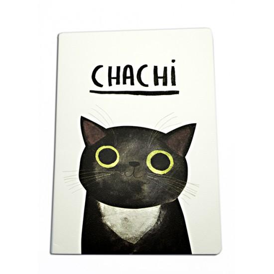 TAROS UNICK COLOR A5 CHACHİ CATS DEFTER