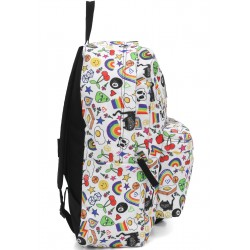 JANSPORT SUPERBREAK OVER THE RAINBOW T5015V0