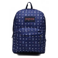 JANSPORT SUPERBREAK DIGITAL DESTRUCTION T50138W