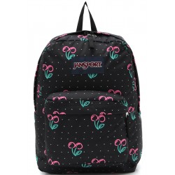 JANSPORT SUPERBREAK NEON CHERRİES T50149N