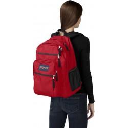 JANSPORT BIG STUDENT RED TAPE TDN75XP