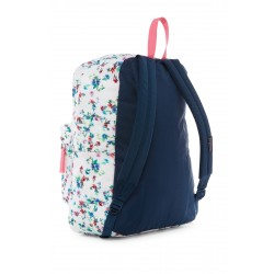 JANSPORT SUPERBREAK WHITE MULTI T5010VZ