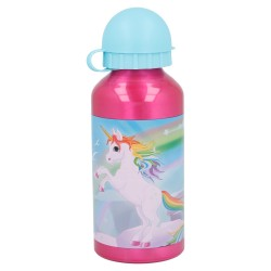 TAROS STOR ALUMINIUM BOTTLE UNICORNS 400 ML