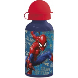TAROS STOR ALUMINIUM BOTTLE SPIDERMAN 400 ML