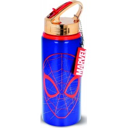 TAROS STOR FASHION SPORT ALUMINIUM BOTTLE SPIDERMAN PROTECTOR