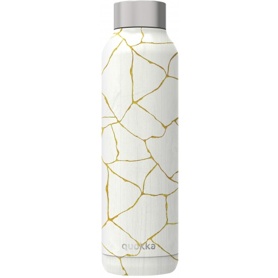 QUOKKA STAINLESS STEEL BOTTLE SOLID KINTSUGI 630 ML