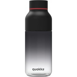 QUOKKA TRITAN BOTTLE ICE GEO BLACK 570 ML