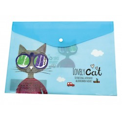 TAROS UNICK COLOR LOVELY CAT ÇIT ÇIT DOSYA