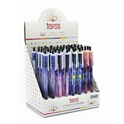 TAROS UNICK COLOR GALAXY VERSATİL KALEM