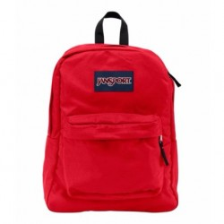 JANSPORT SUPERBREAK RED TAPE ( T5015XP )