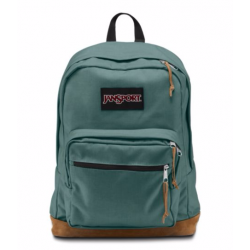 JANSPORT RIGHT PACK FROST TEAL ( TYP70FX )
