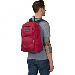 JANSPORT AUSTIN VIKING RED ( T71A3M7 )