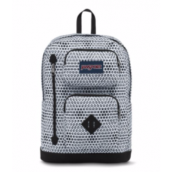 JANSPORT AUSTIN WHİTE URBAN OPTİCAL ( T71A33G )