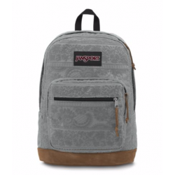 JANSPORT R PACK EXPRESSIONS SHADY GRY LACE TZR631Z