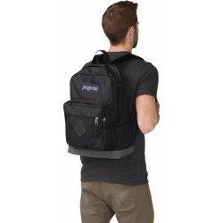 JANSPORT CITY SCOUT BLACK ( T29A008 )