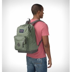 JANSPORT CİTY SCOUT MUTED GREEN ( JS00T29A0HC )