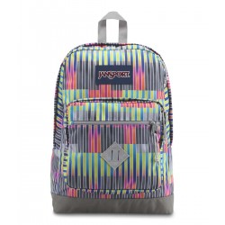 JANSPORT CİTY SCOUT STATİC STRİPES ( JS00T29A41Y )