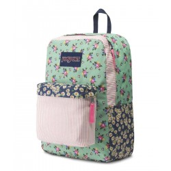 JANSPORT HİGH STAKES DİTZY PATCHWORK JS00TRS742Y