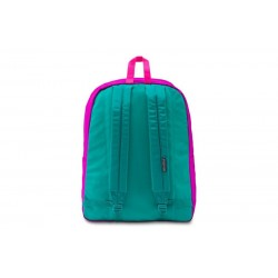 JANSPORT EXPOSED NEON PURPLE/ULTRA PINK A3C4X4C0