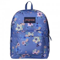 JANSPORT SUPERBREAK ARTIST FLORAL T50148S