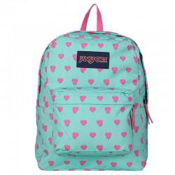 JANSPORT SUPERBREAK C. BLEEDING HEARTS T50151S