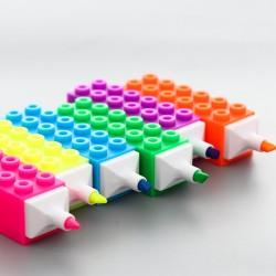 LEGO ŞEKİLLİ FOSFORLU KALEM